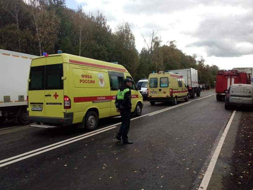 Участок трассы, на котором произошла авария с участием пассажирского автобуса, был отремонтирован этим летом