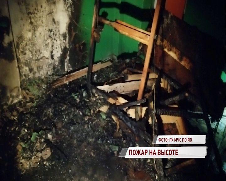 В Брагине из многоэтажки эвакуировали десять человек
