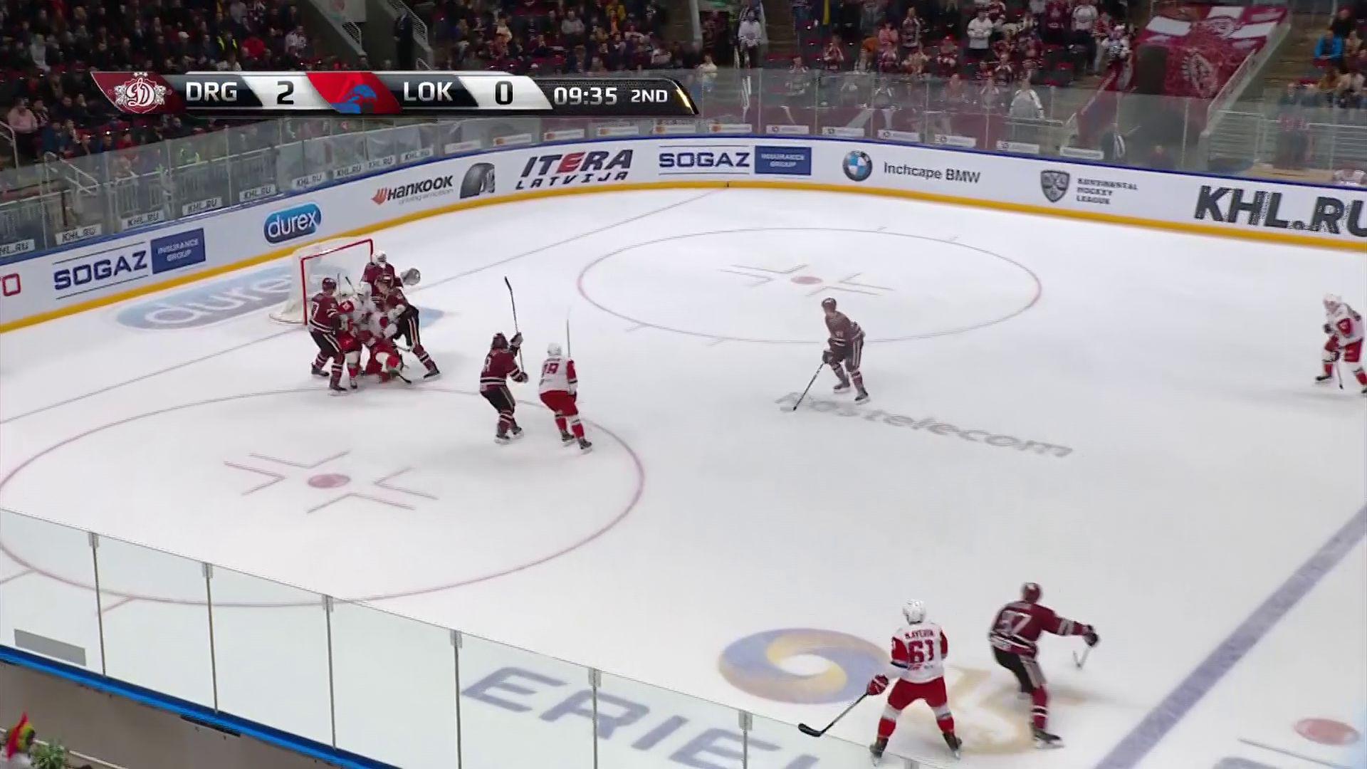 «Локомотив» сразится с рижским «Динамо»