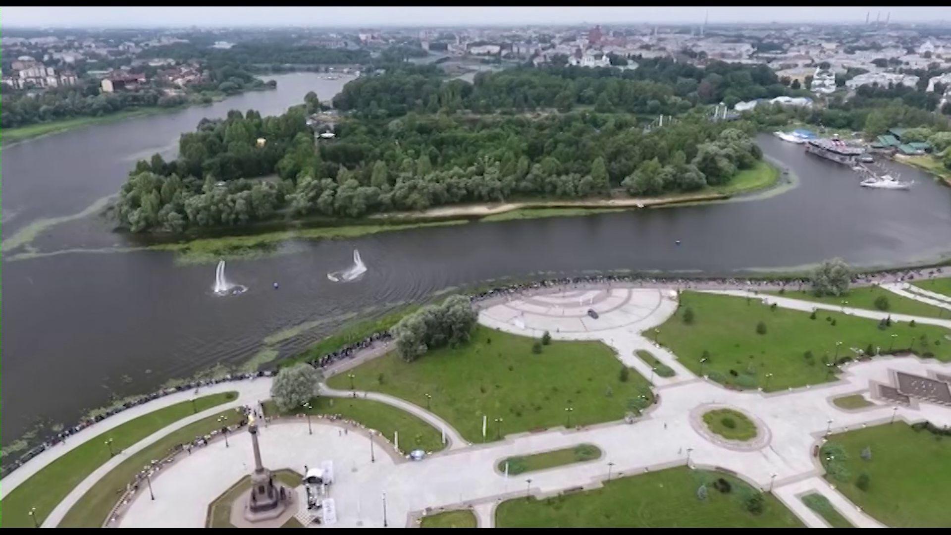 В Ярославле может появиться пешеходный мост через Которосль