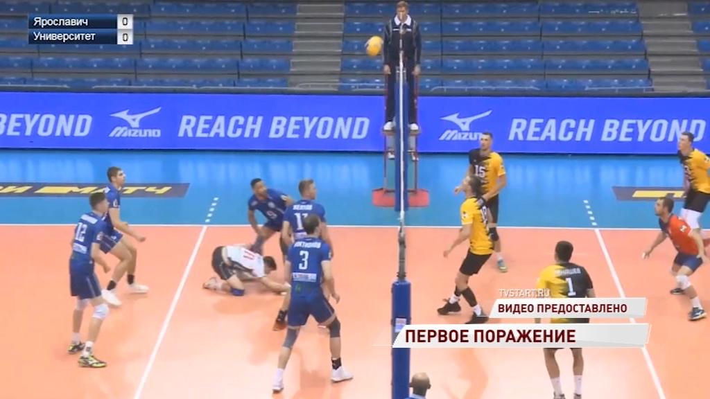 Без борьбы: «Ярославич» проиграл «Университету» в первом матче Кубка России