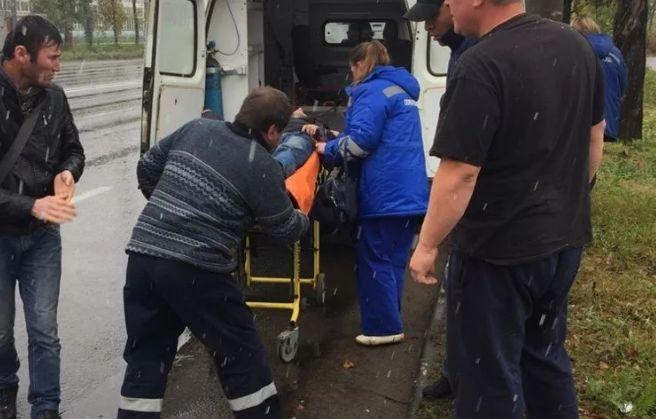 Ярославский водитель маршрутки спас задыхающегося пассажира