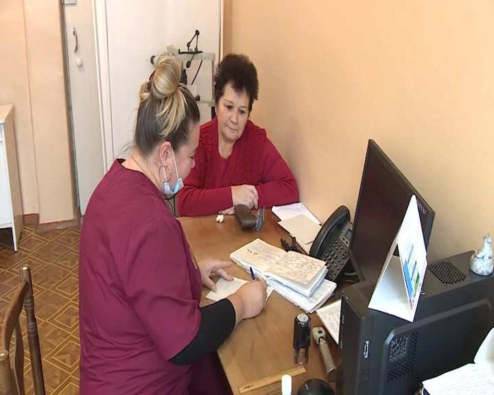 С начала года в Ярославской области более ста тысяч человек прошли диспансеризацию