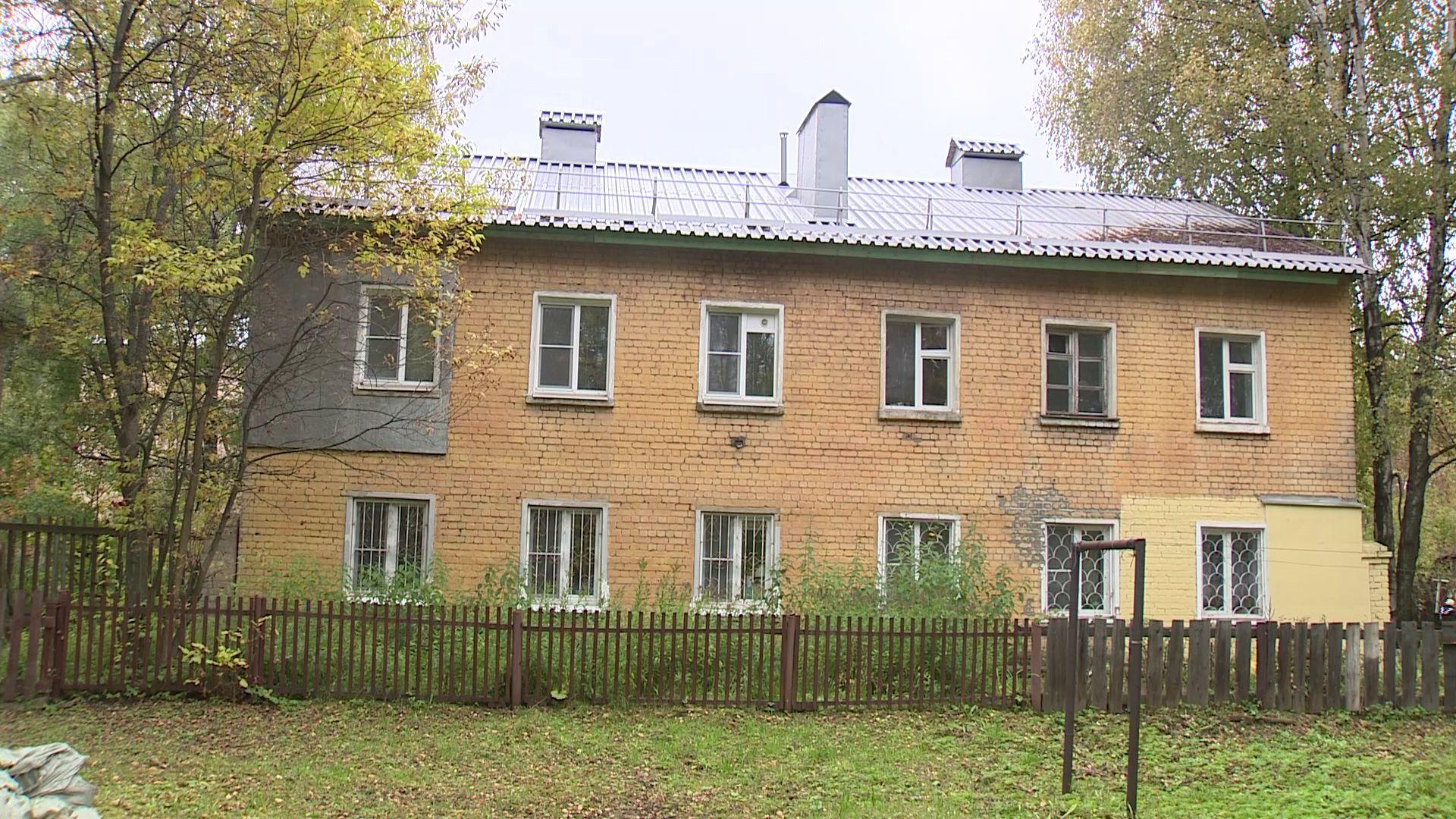 В доме в переулке Минина в Ярославле закончился капремонт раньше срока