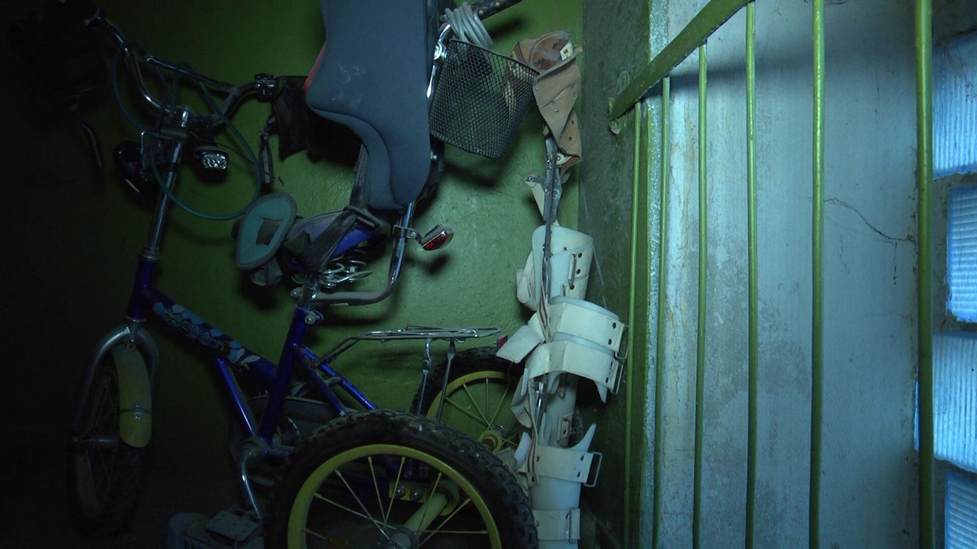 Бессовестные воры украли специализированную детскую коляску в Рыбинске