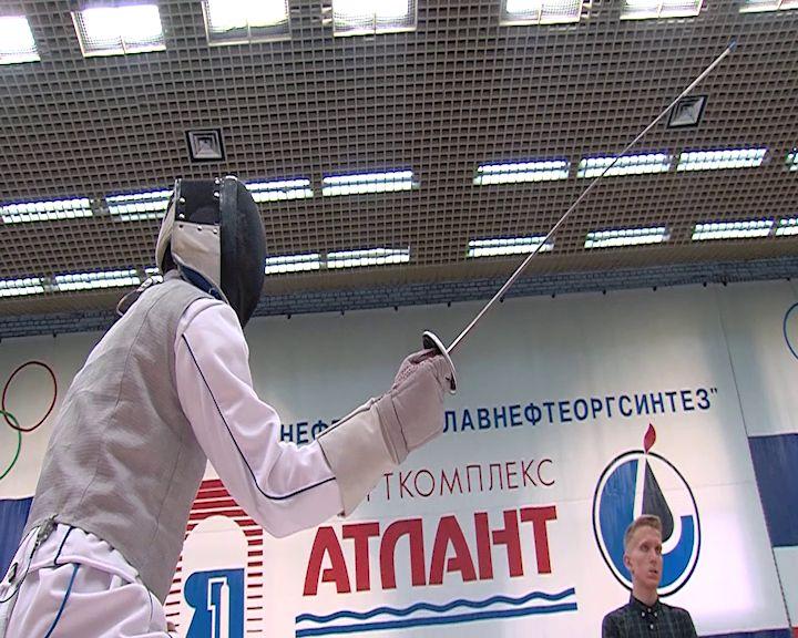 В Ярославле стартовал всероссийский турнир по фехтованию на рапирах