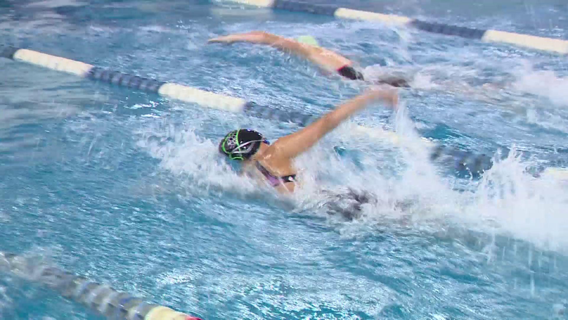 В бассейне «Шинник» стартовал ежегодный чемпионат и первенство области по плаванию