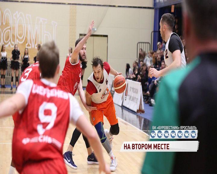«Буревестник» занял второе место на «Кубке Дружбы»