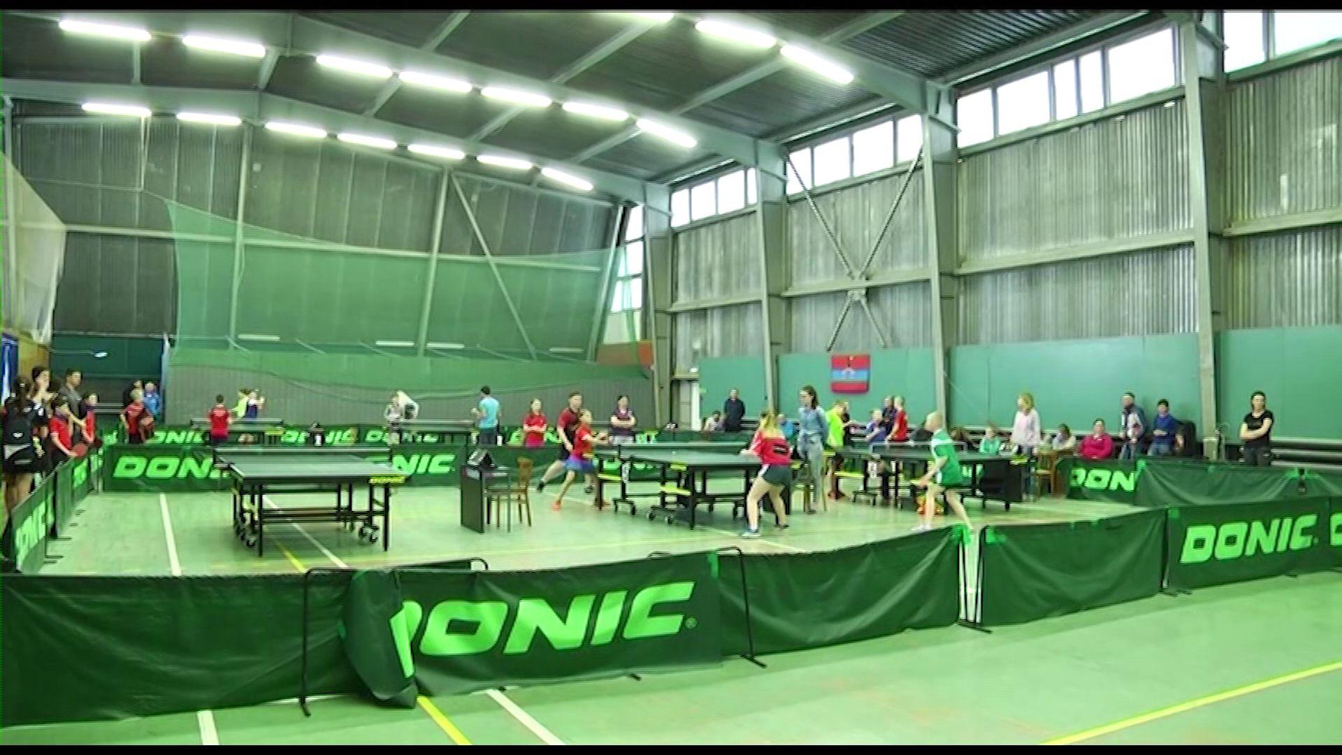 Воспитанницы ярославский школы настольного тенниса продолжают успешно выступать на этапе мирового тура