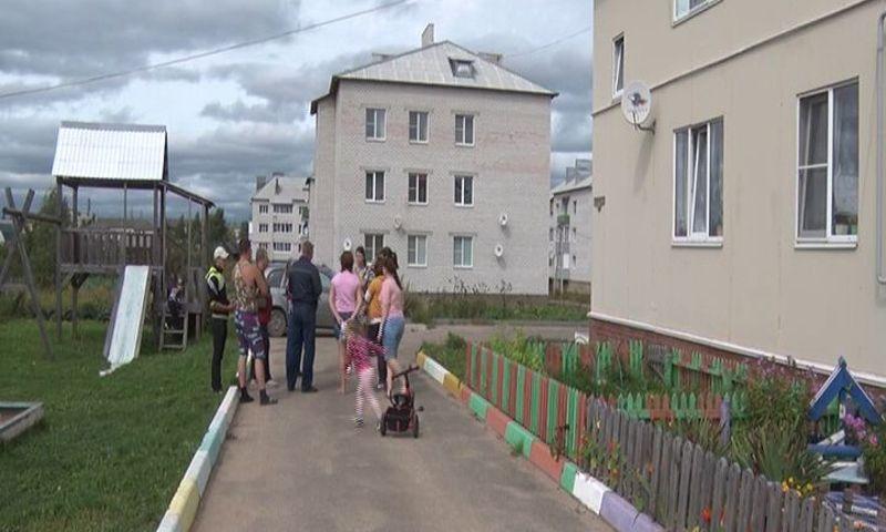 В Борисоглебском детей-сирот начали переселять из проблемного дома