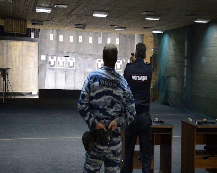Сотрудники Росгвадрии приняли участие в очередных соревнованиях по пауэртлону