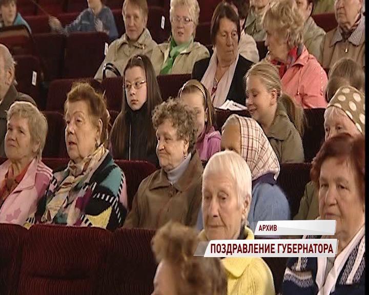 Дмитрий Миронов поздравил жителей с Днем пожилых людей