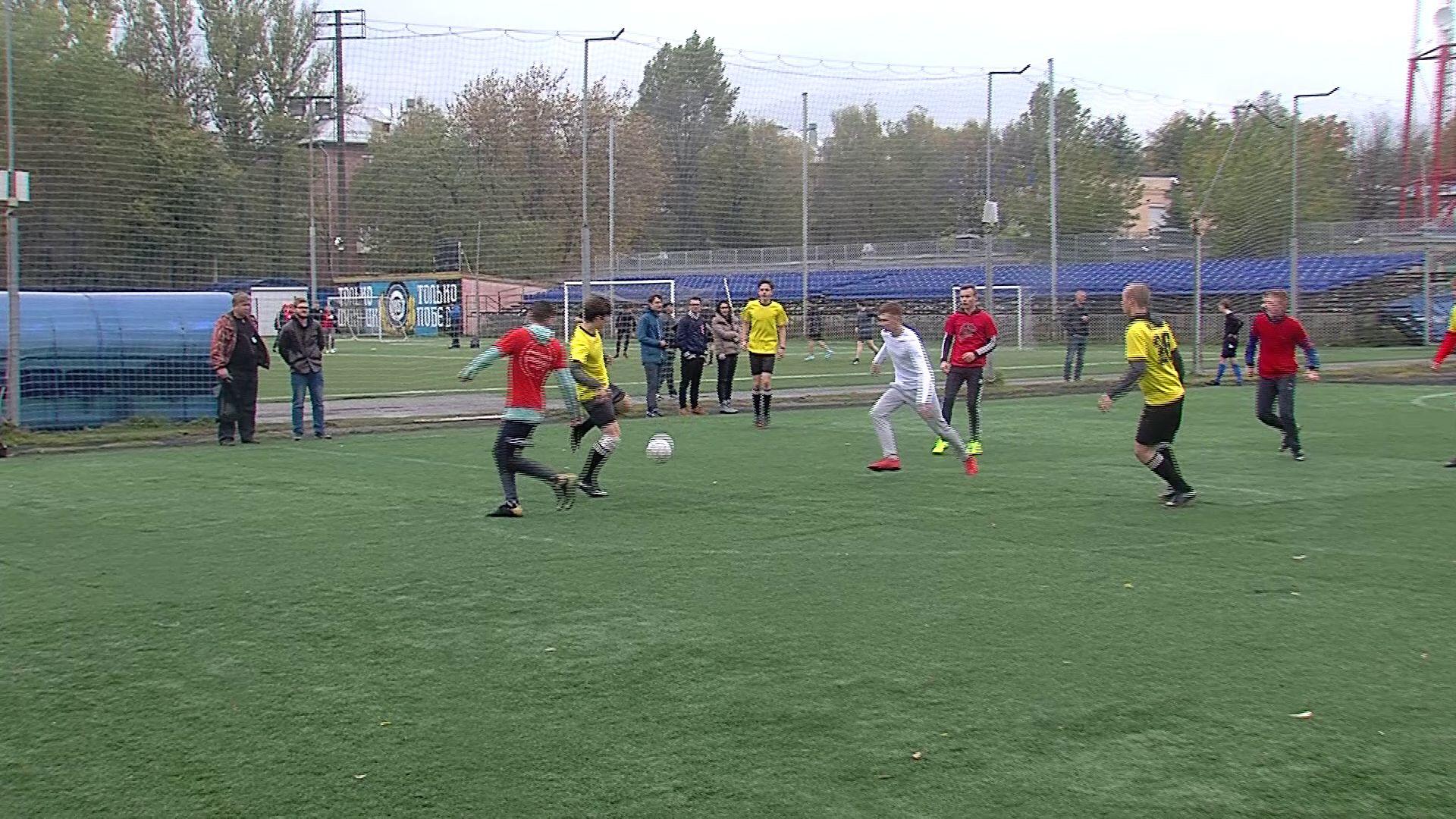 «Уличный красава»: в Ярославле прошел этап всероссийской футбольной акции
