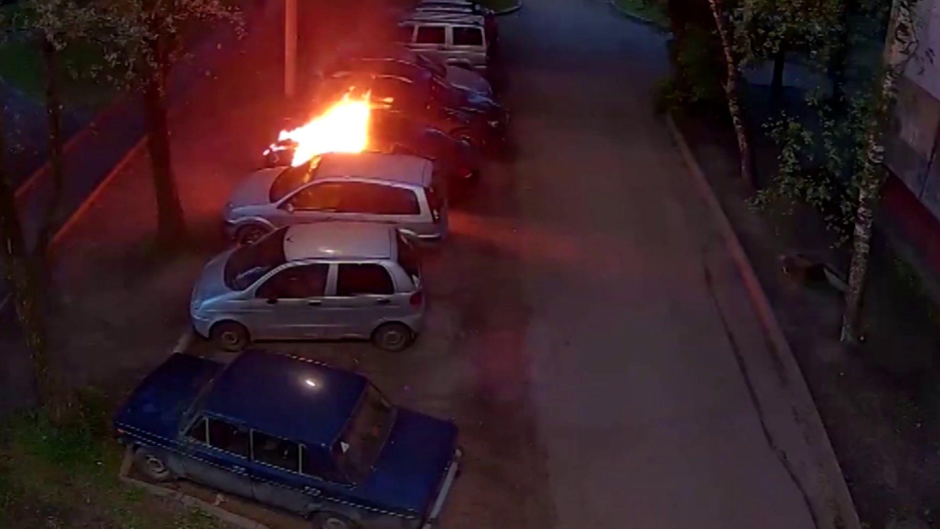 В Ярославле начали рассматривать уголовное дело автомобильных поджигателей