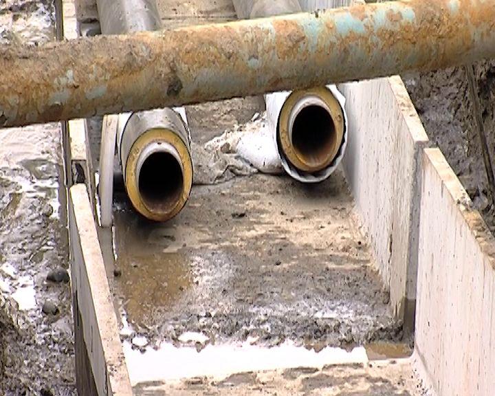 Часть домов в Красноперекопском районе и в поселке Ивняки остались без тепла