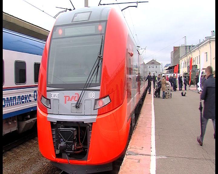 В честь дня рождения железная дорога показала ярославцам то, что скрыто от посторонних глаз
