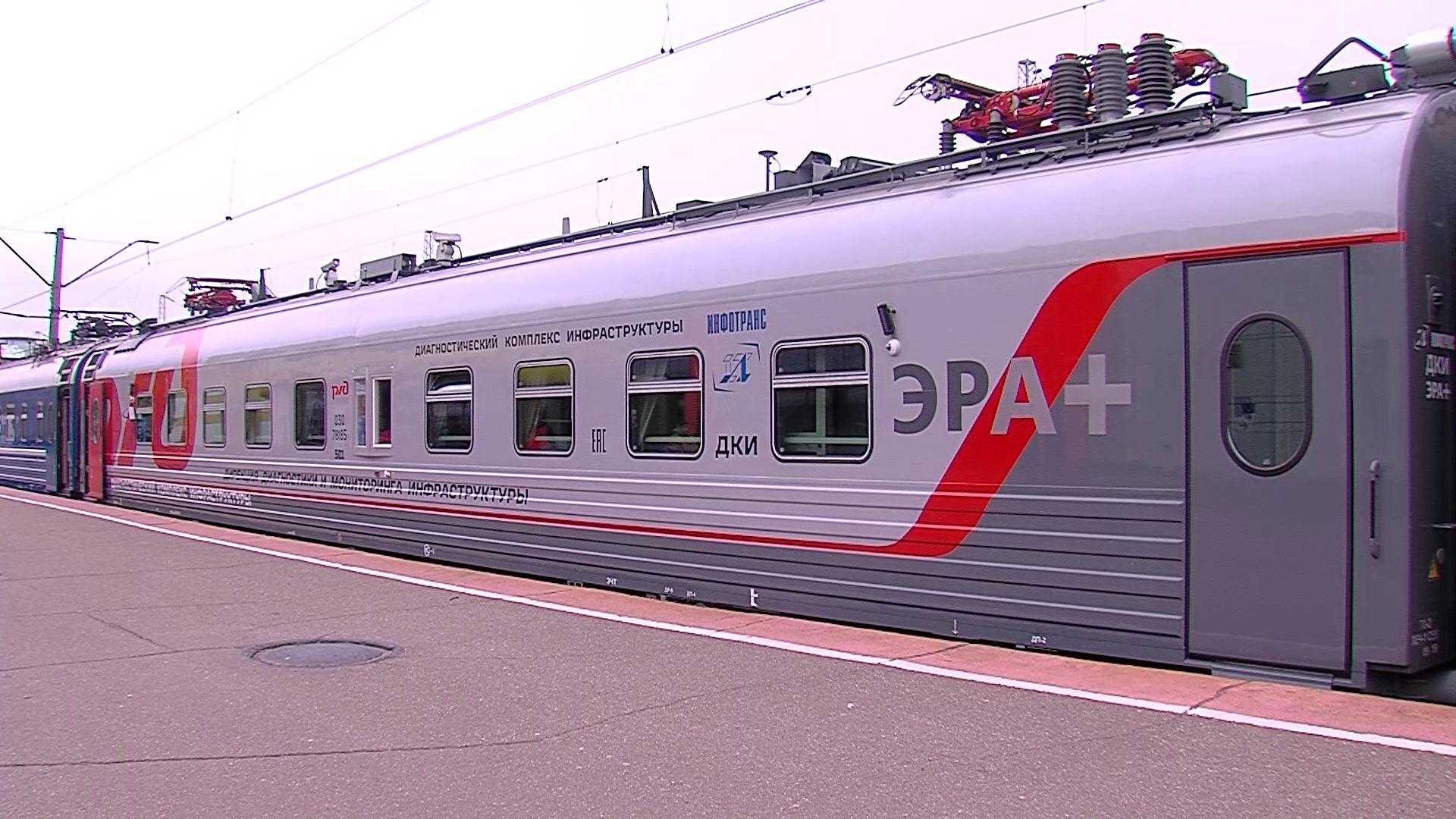 Ярославль и Москву, возможно, соединит электропоезд «Ласточка»
