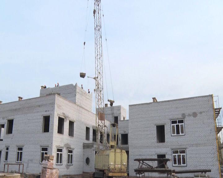 В Брагине скоро появится новый детский сад на 220 мест