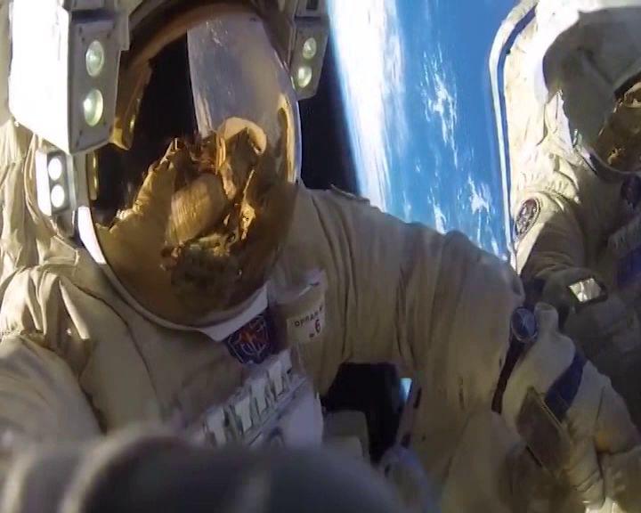 Овчинин вернулся с МКС на Землю без эксцессов