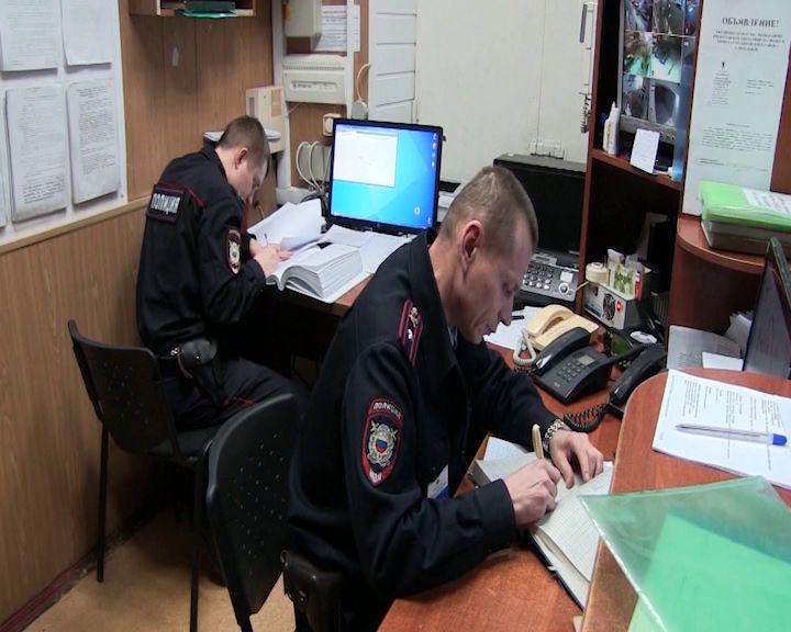 В Рыбинске полиция поймала вора-рецидивиста