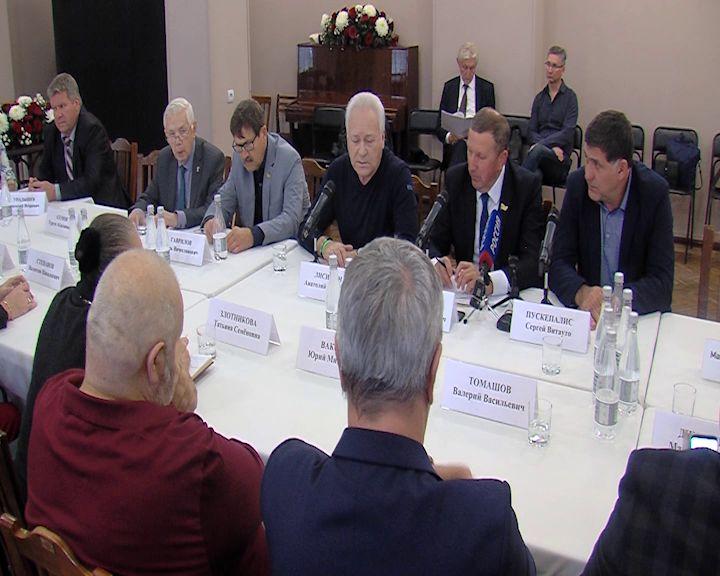 В Ярославле обсудили будущее Волковского театра