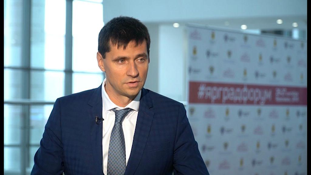 Дмитрий Глушков: Ярославль - в лидерах многих строительных рейтингов страны