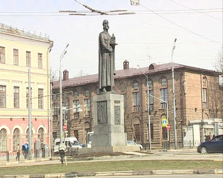 Ярославцы выберут логотип 1010-летия города