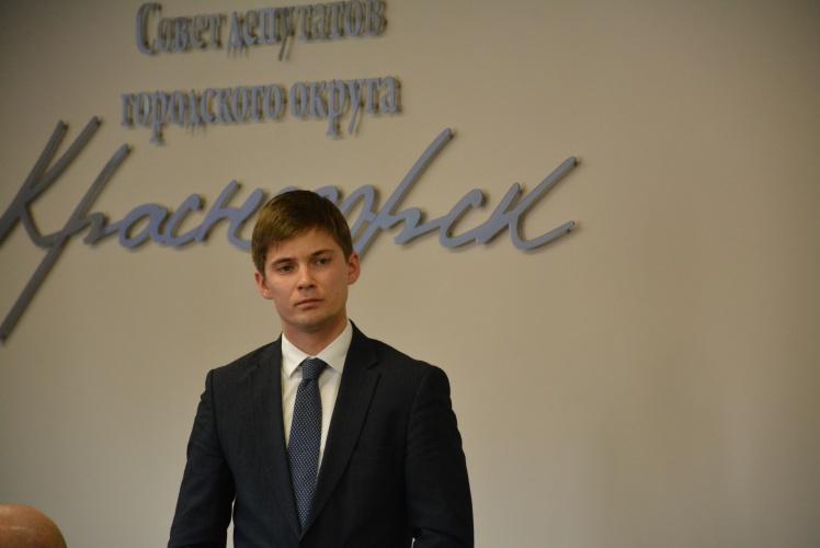 Алексей Кокурин перебрался поближе к Владимиру Слепцову