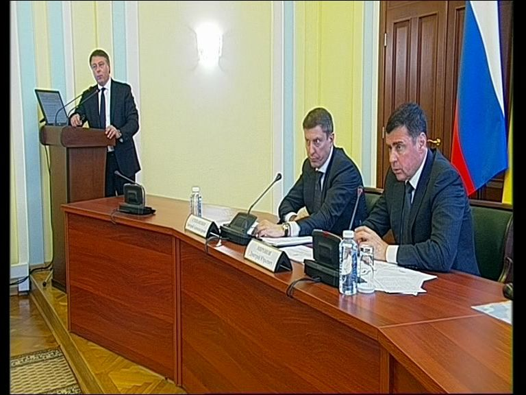 Заседание правительства Ярославской области от 8.10.2019
