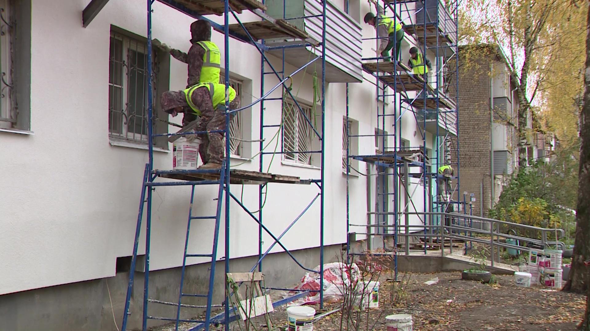 Комиссия оценила качество капитального ремонта дома №6 на улице Комарова