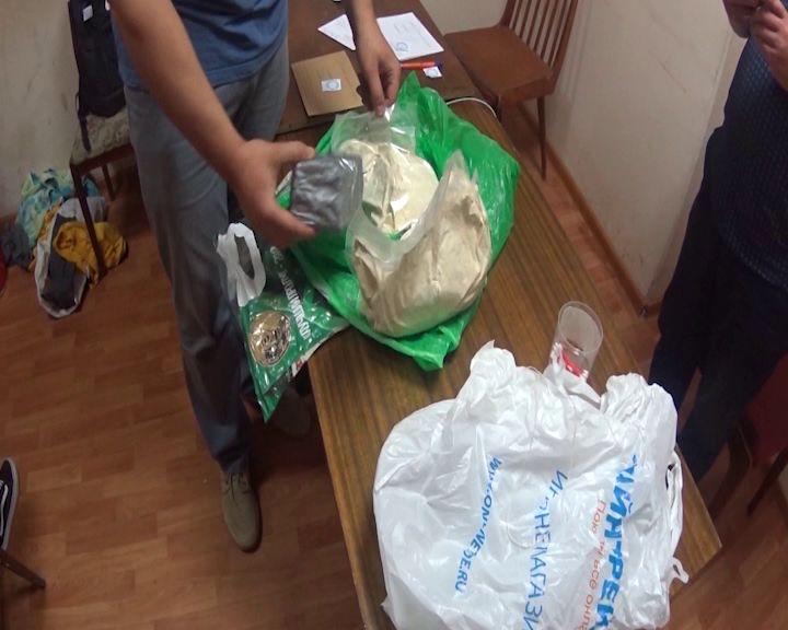 У бывшего ярославского футболиста нашли четыре килограмма наркотиков