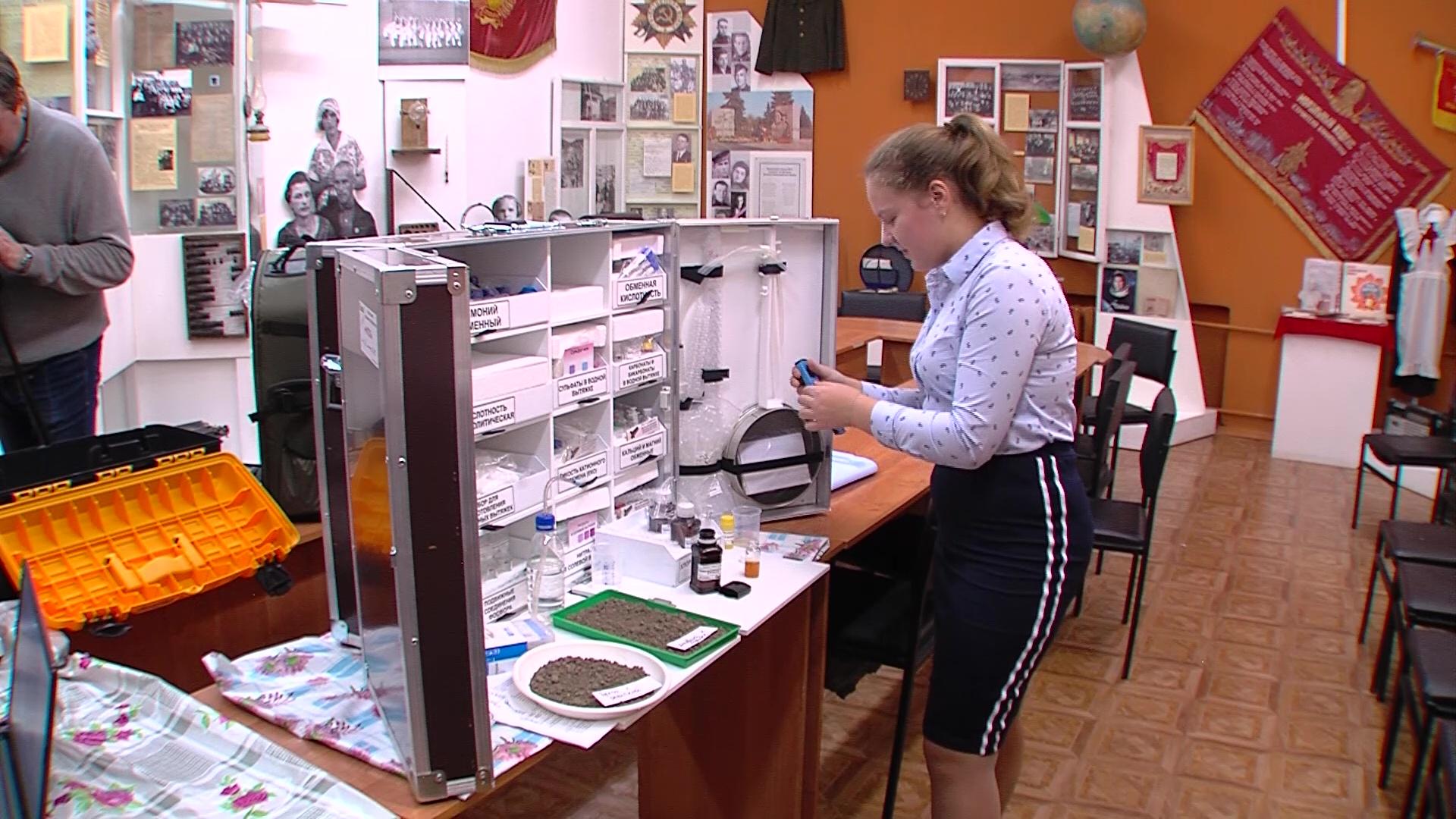 Ярославские школьники поделились результатами своих научных проектов