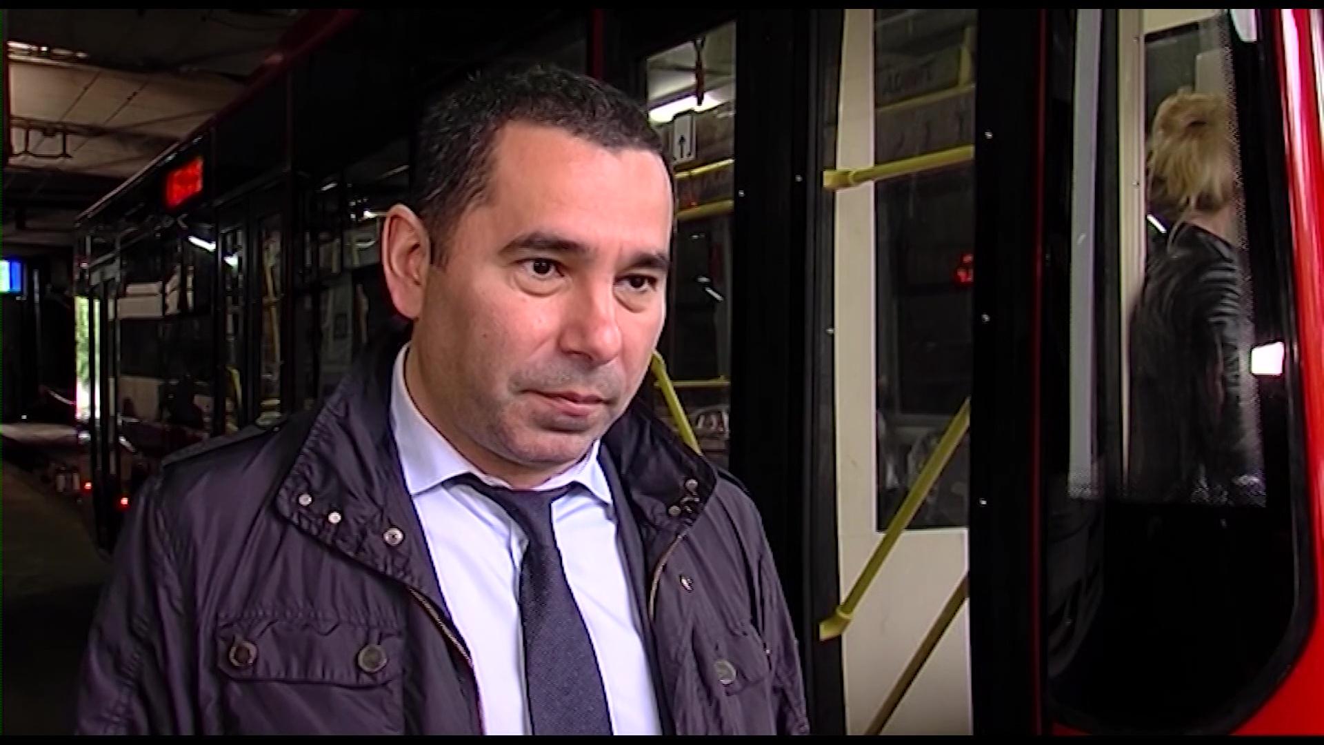 Мэр Ярославля уволил директора «Яргорэлектротранса»
