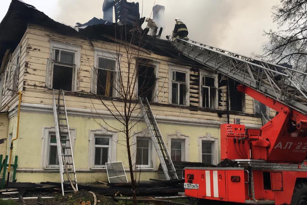 Правительство Ярославской области: на месте трагедии создан оперативный штаб