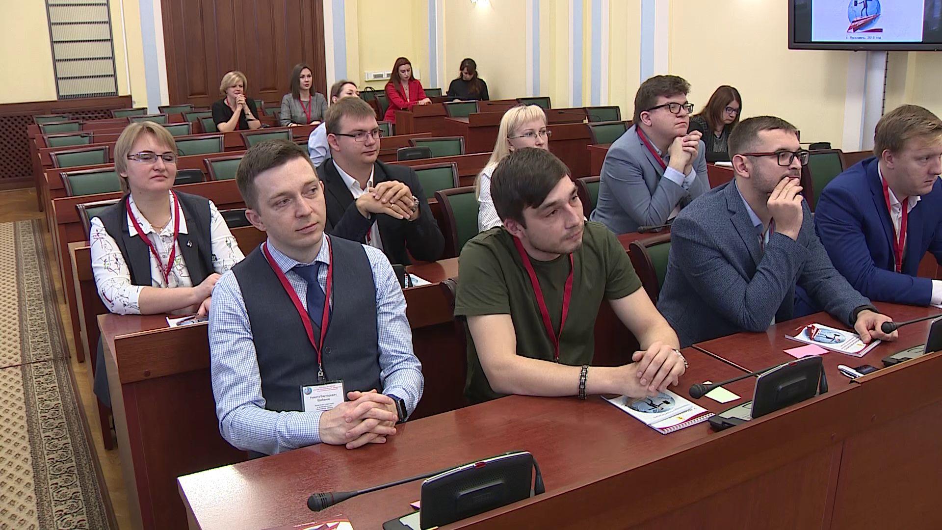 В Ярославле проходит региональный конкурс «Лучший государственный гражданский и муниципальный служащий»