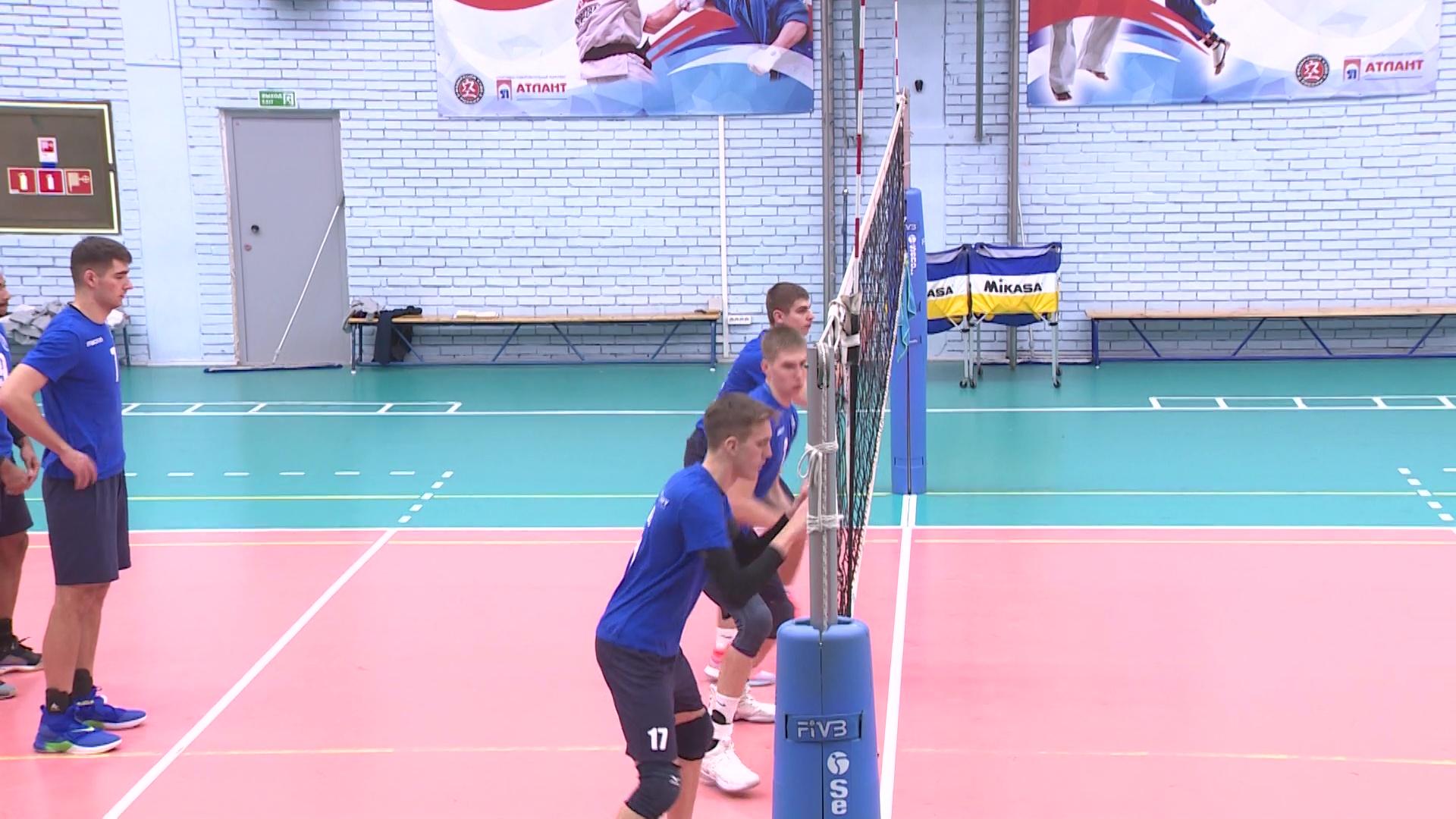 «Ярославич» готовится к первой встрече в новом сезоне