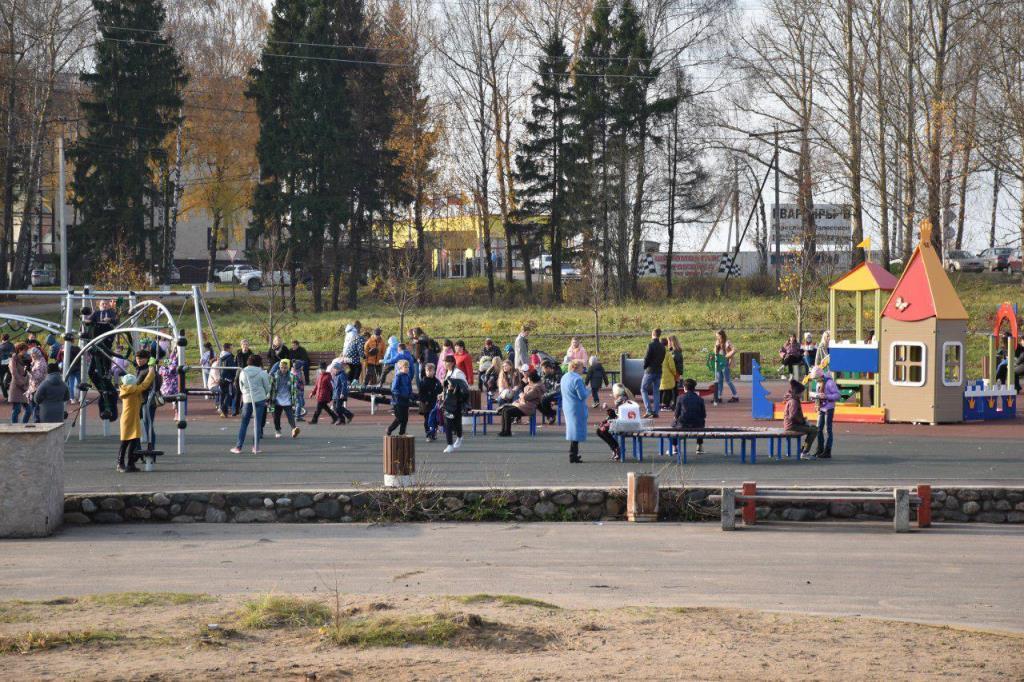 В Переславле парк Победы полностью обновят