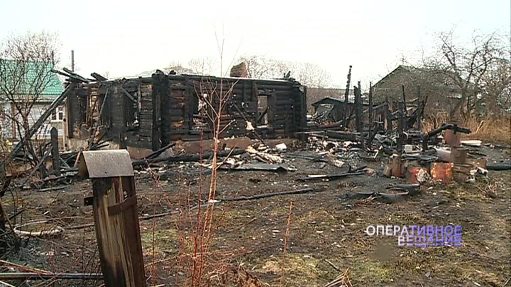 В пожаре под Рыбинском погибла 53-летняя женщина