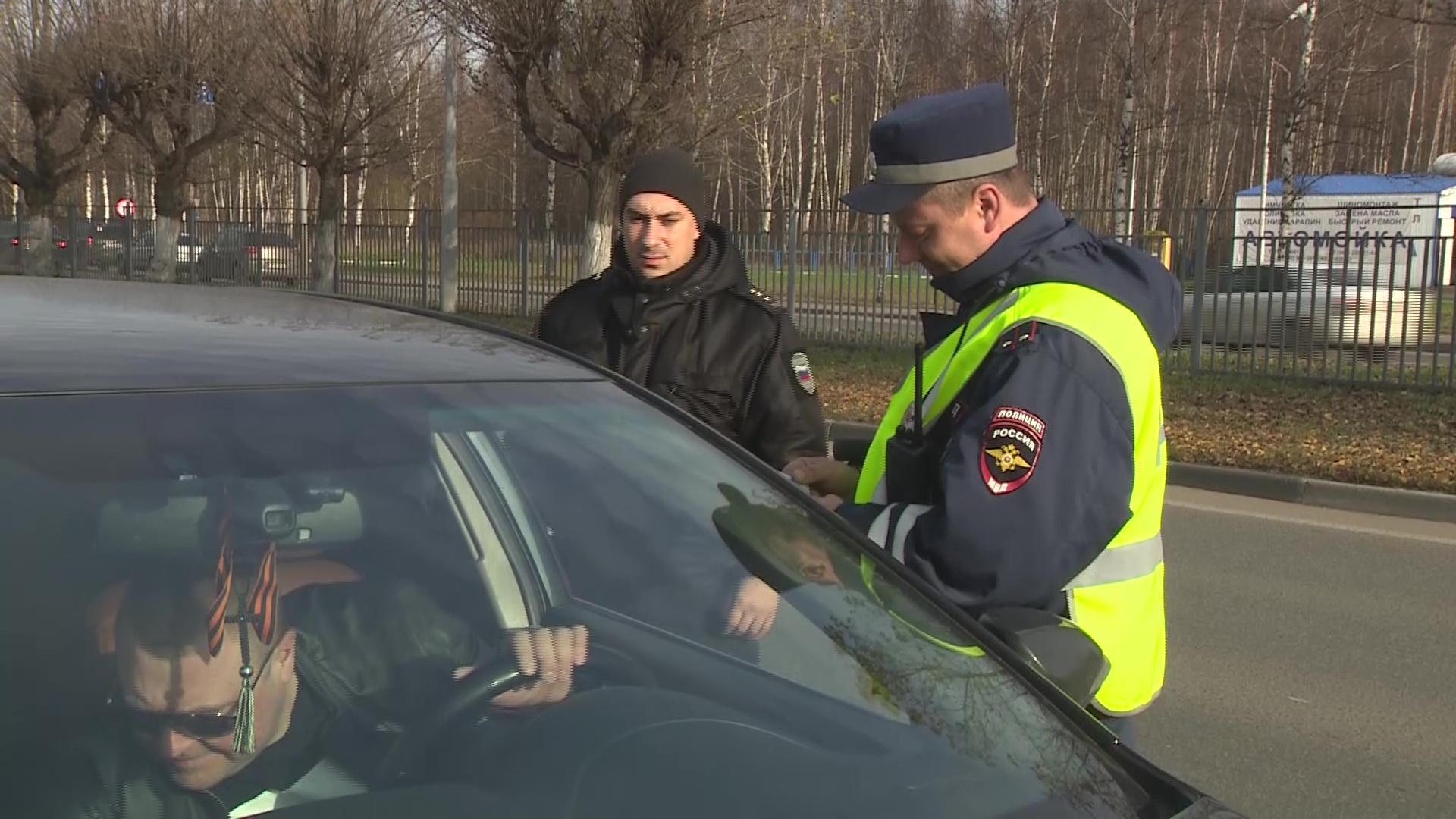 Приставы, инспекторы ГИБДД и налоговики ловили должников на проспекте Фрунзе