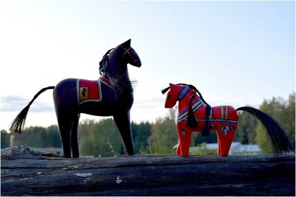 «Ярославскую лошадку» показали на форуме Visit Russia