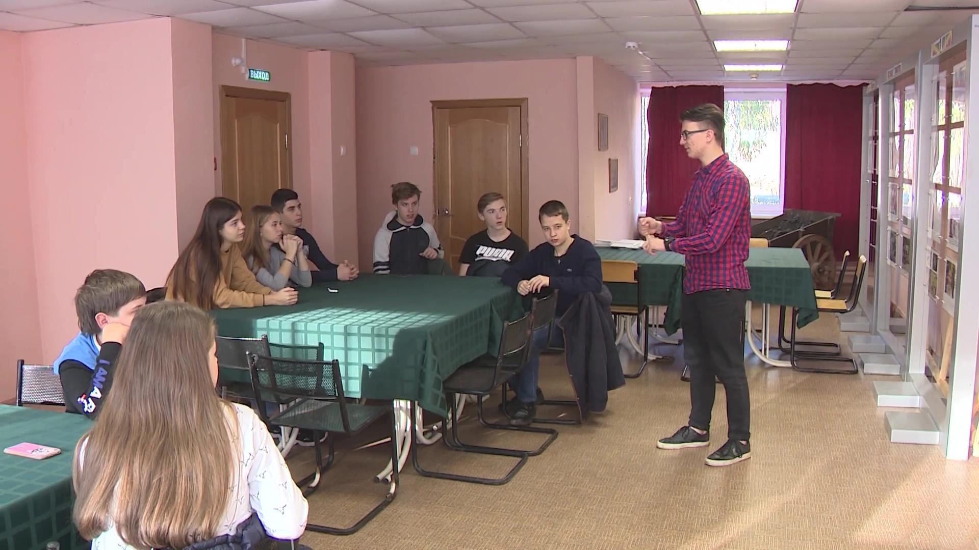 «Первый Ярославский» провел мастер-класс для школьников
