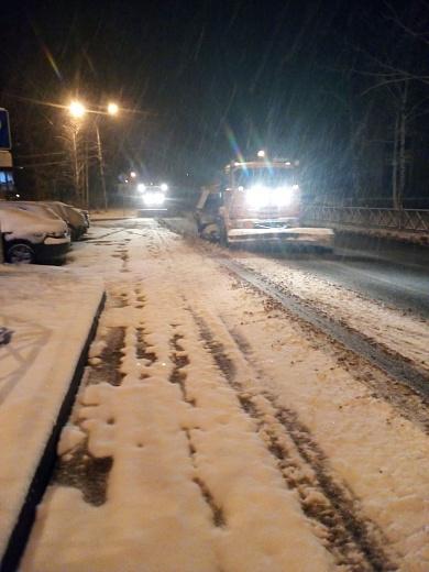 В мэрии города рассказали, сколько снега выпало в Ярославле