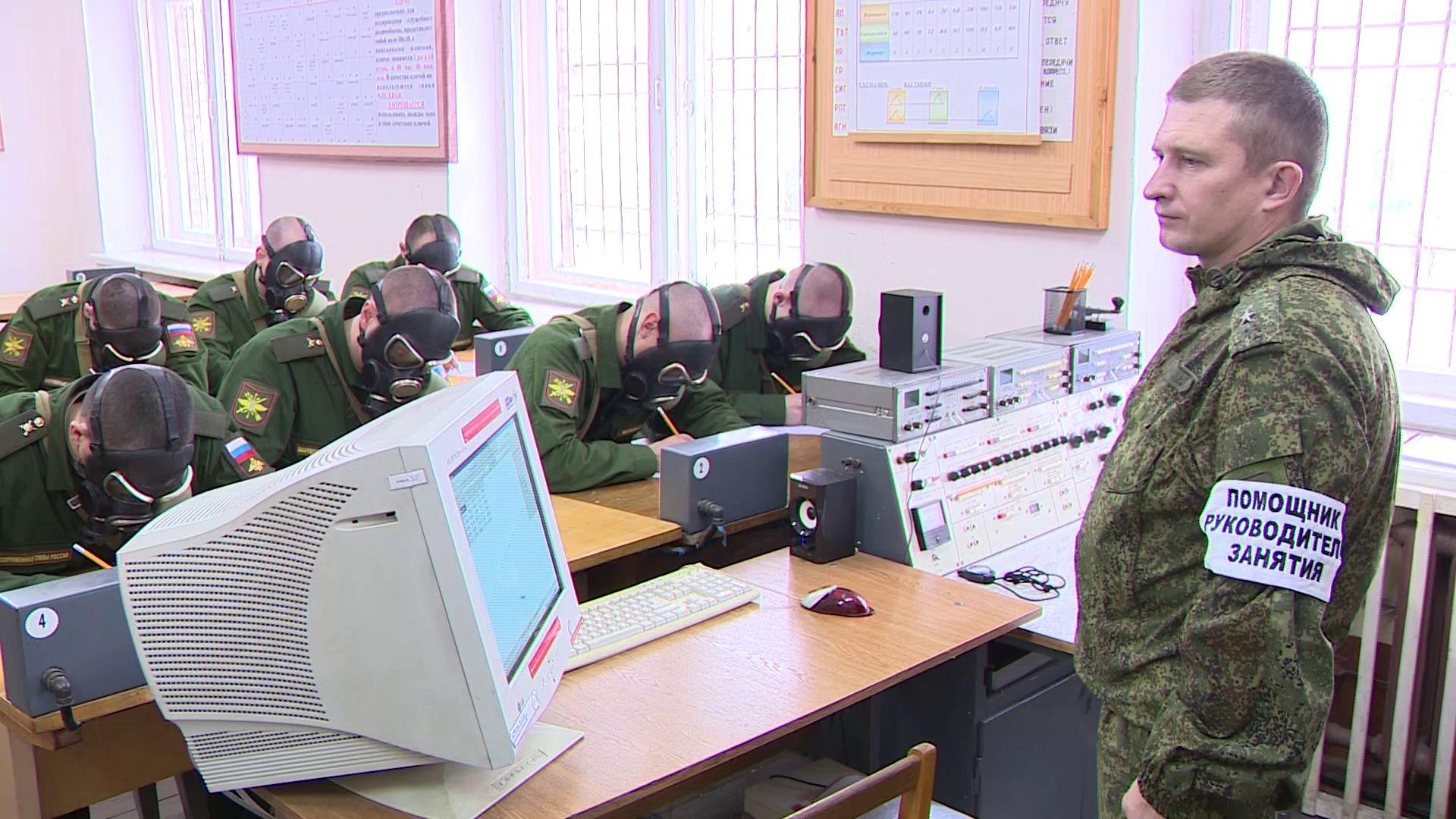 Переславские курсанты готовятся разъехаться по разным частям страны