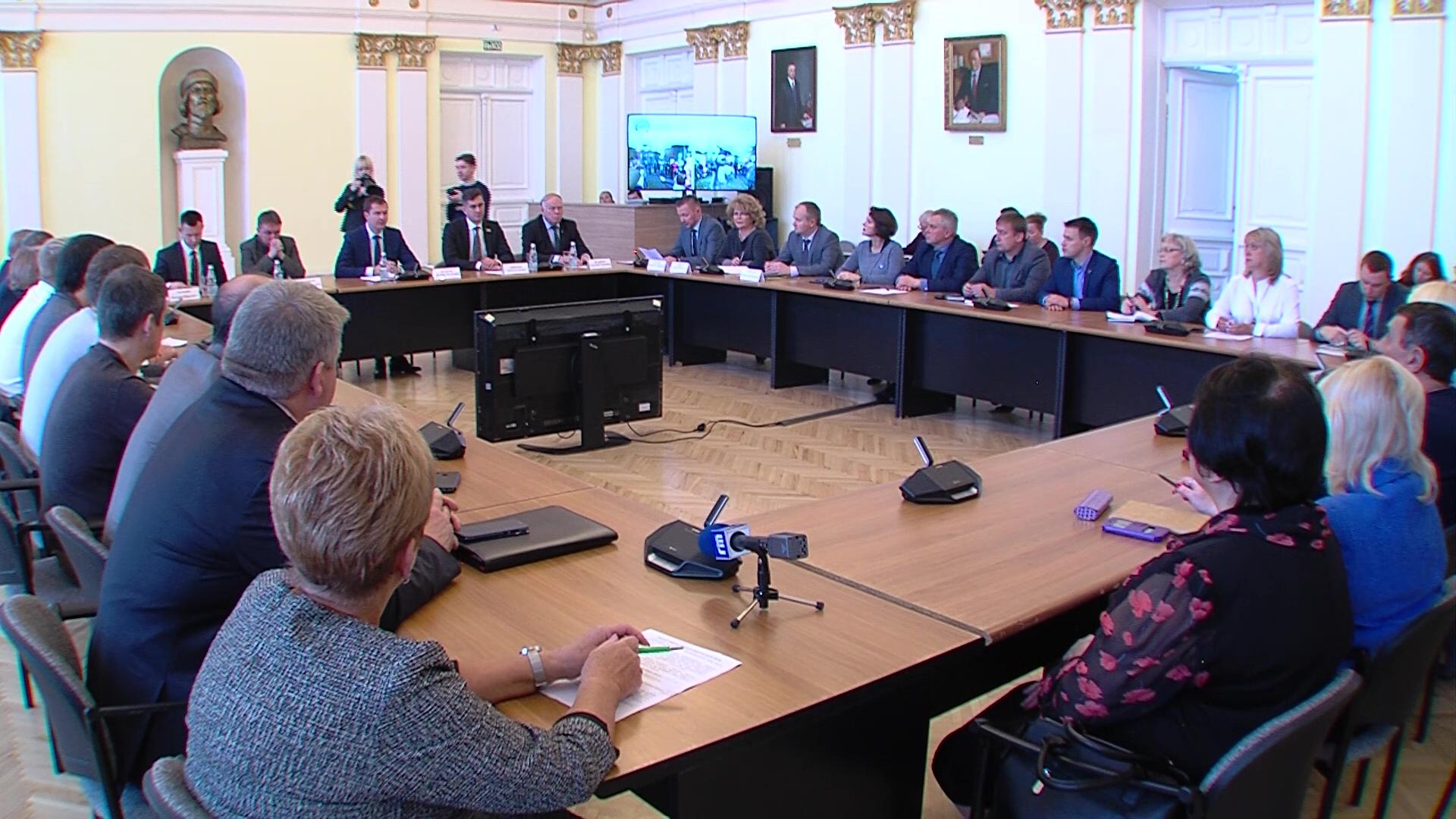145 благоустроенных территорий: в Ярославле подвели итоги реализации проекта «Решаем вместе!»
