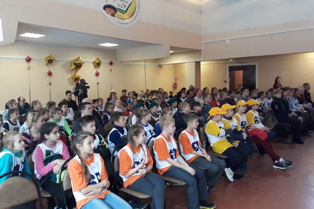 В региональном этапе всероссийского конкурса «Безопасное колесо» приняли участие 22 команды