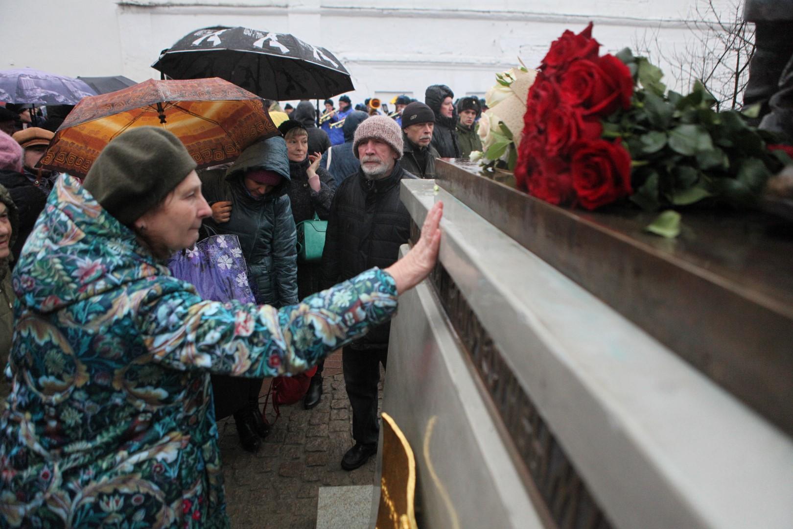 Дмитрий Миронов открыл в Ярославле памятник Кузьме Минину и Дмитрию Пожарскому