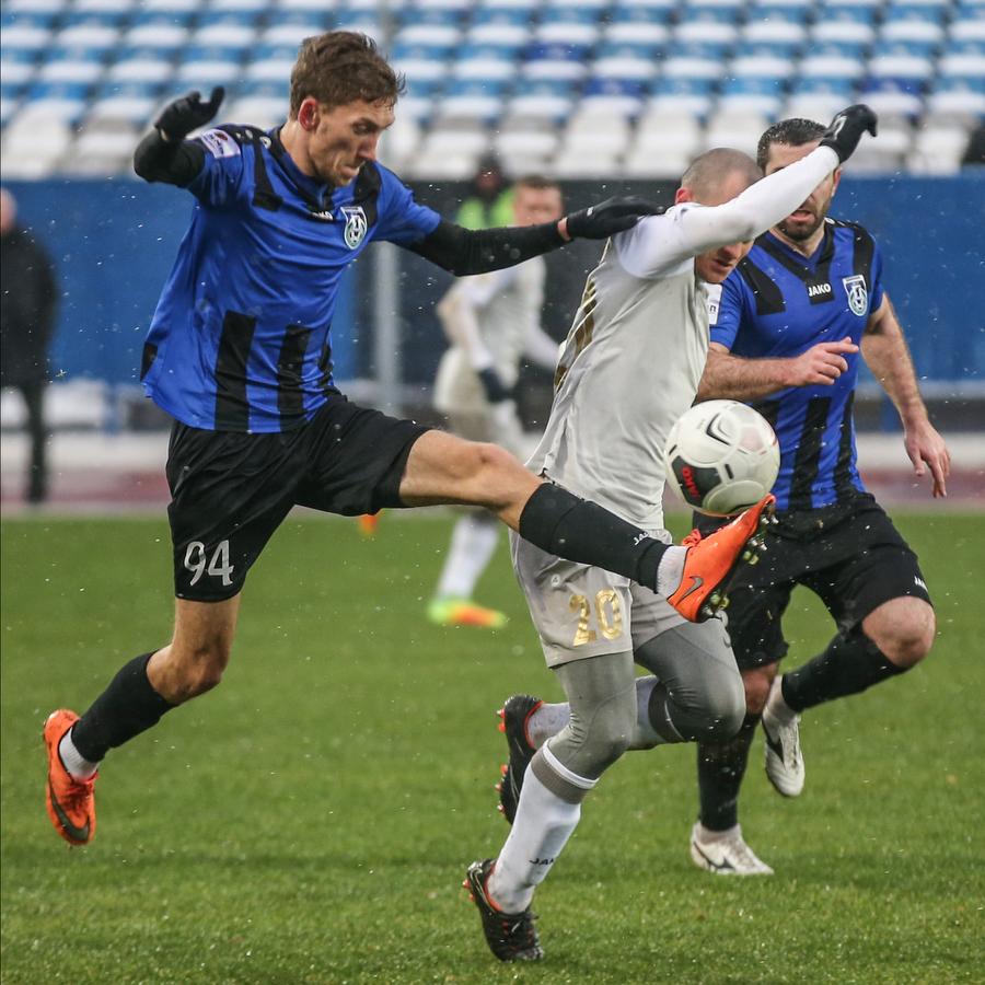 «Шинник» потерпел третье подряд домашнее поражение