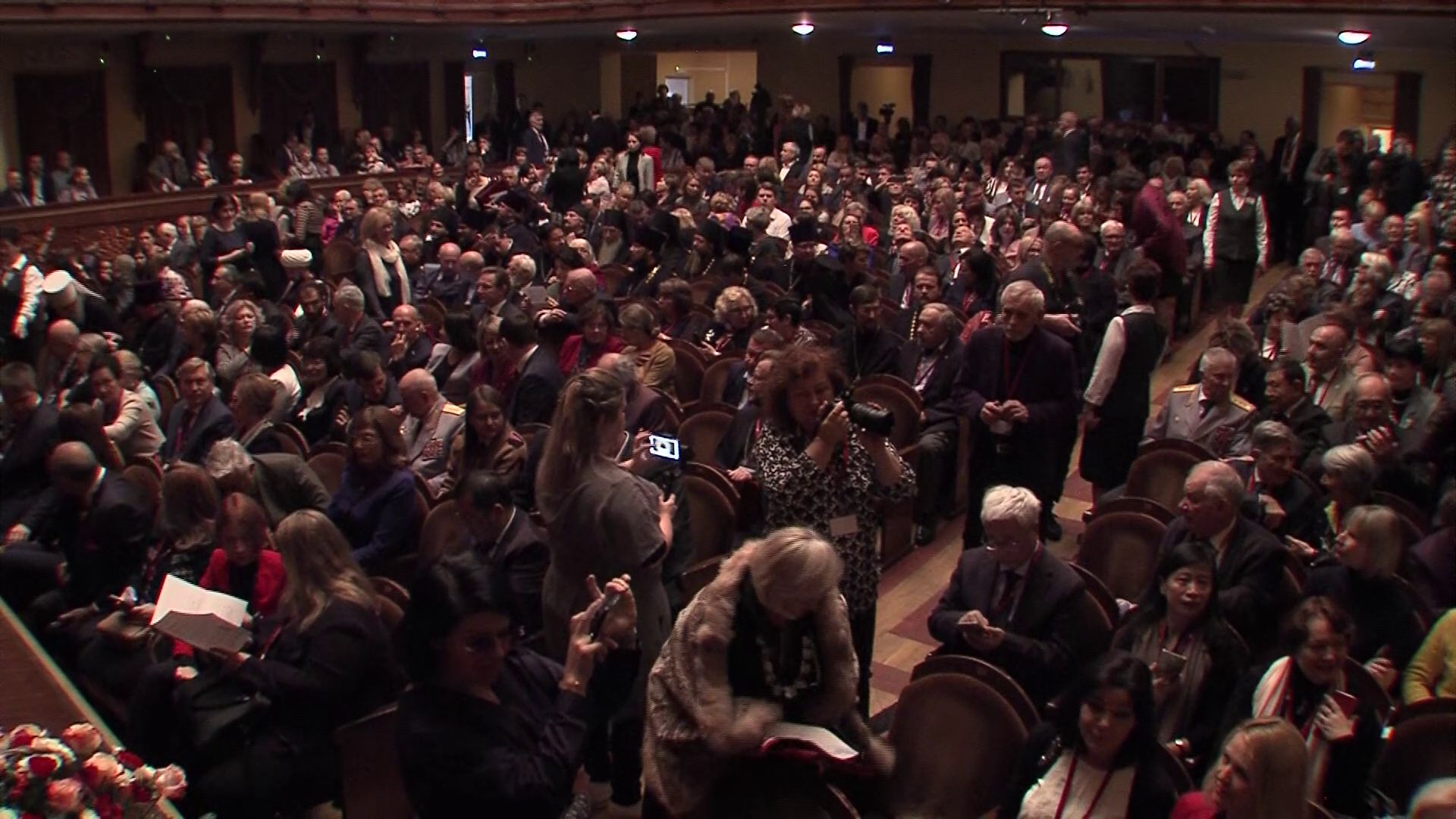 На ассамблее «Русского мира» в Ярославле обсудили распространение языка и будущее театров