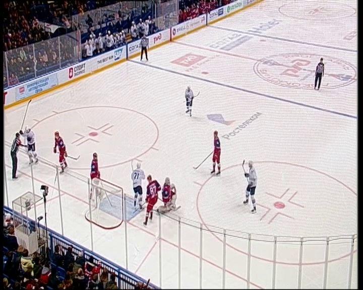 «Локомотив» проиграл «Адмиралу» в домашнем матче