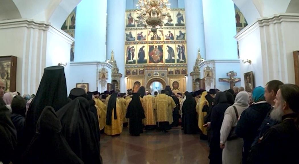 В Ярославль доставят частицу пояса пресвятой Богородицы